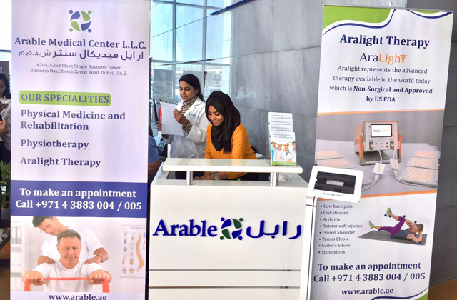 Arable Medical Center UAE